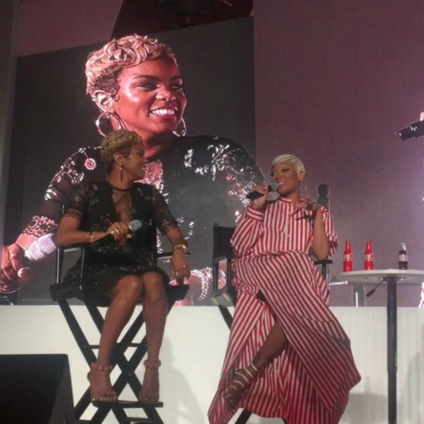Monica And LeToya Luckett Get Real About Real Vs. Fake Friendships