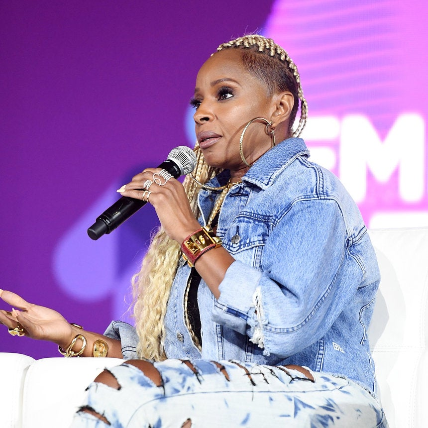 Mary J. Blige On Her Divorce From Kendu Isaacs: 'It's Been Hell'