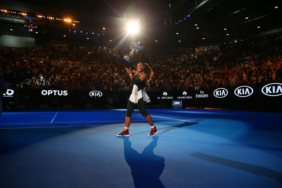 Serena Williams Is The Only One Woman On Forbes' New List Of The 100 Highest-Paid Athletes