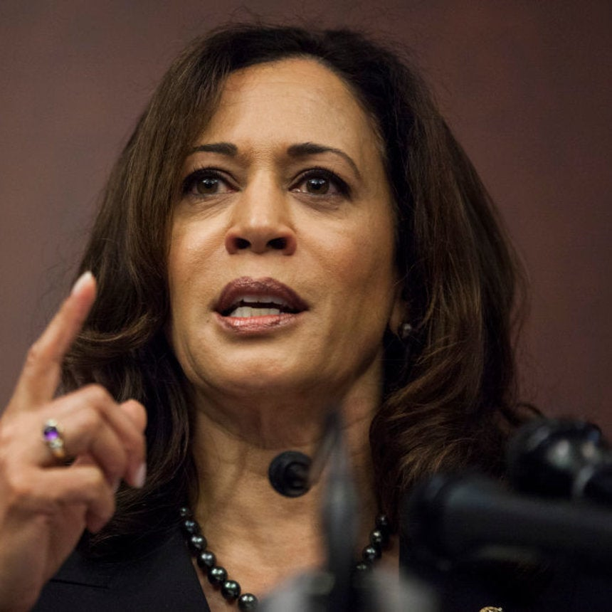 Kamala Harris Proposes $315 Billion Plan To Raise Teachers' Pay