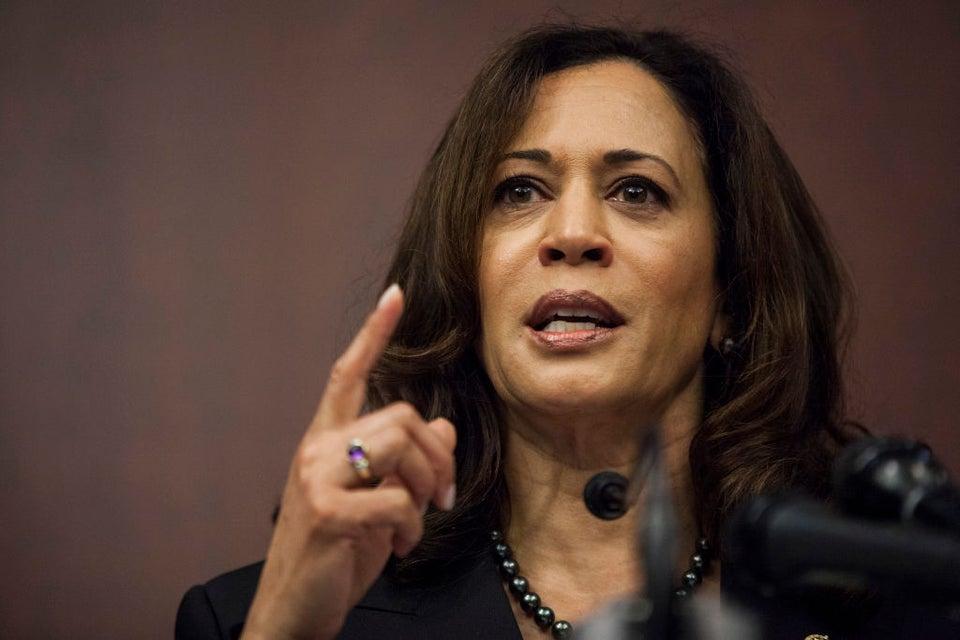 Senator Kamala Harris Is Taking On Criminal Justice Reform Head On