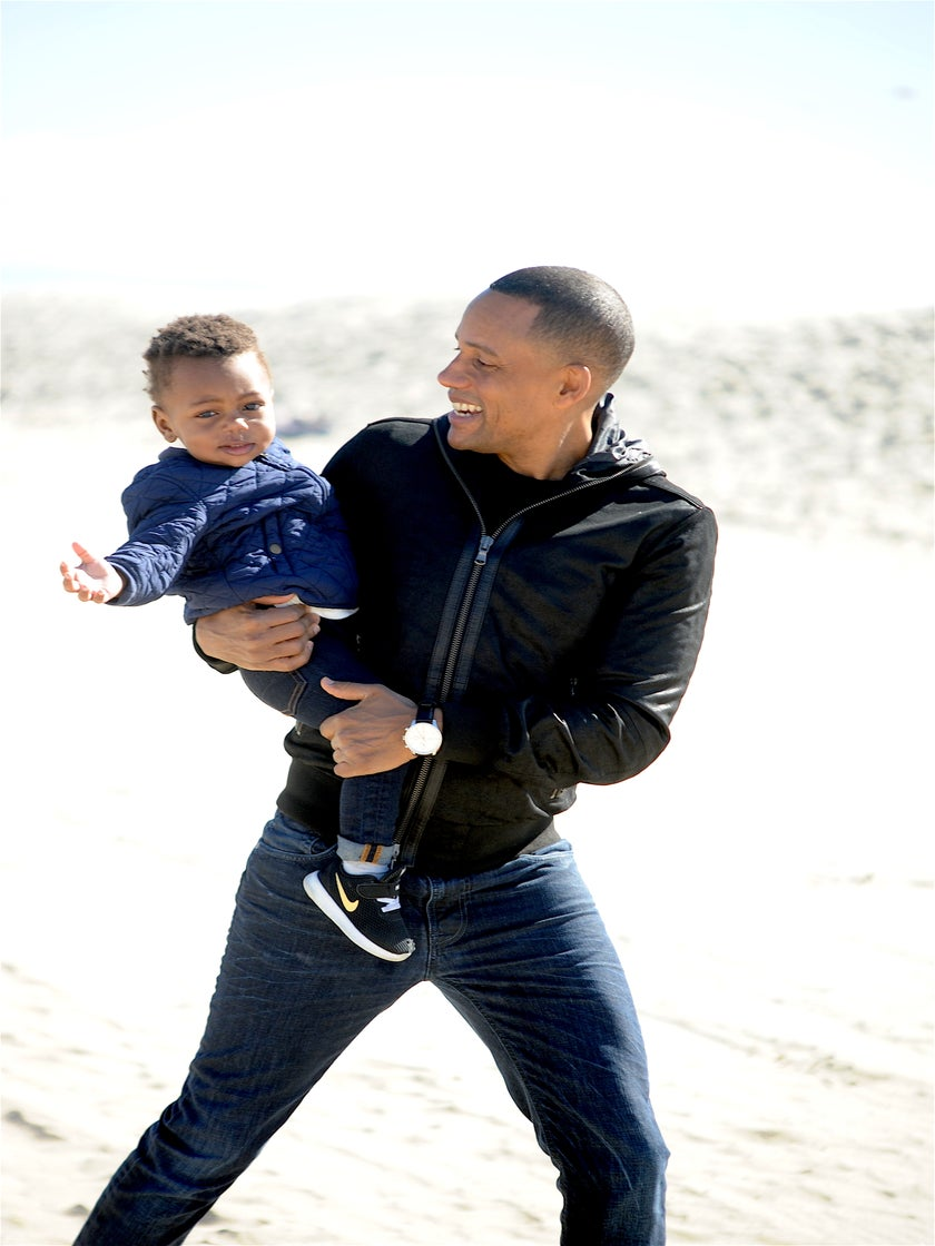 Hill Harper Is a Dad! Actor Opens Up About Welcoming a Son Through Adoption: 'He Chose Me'