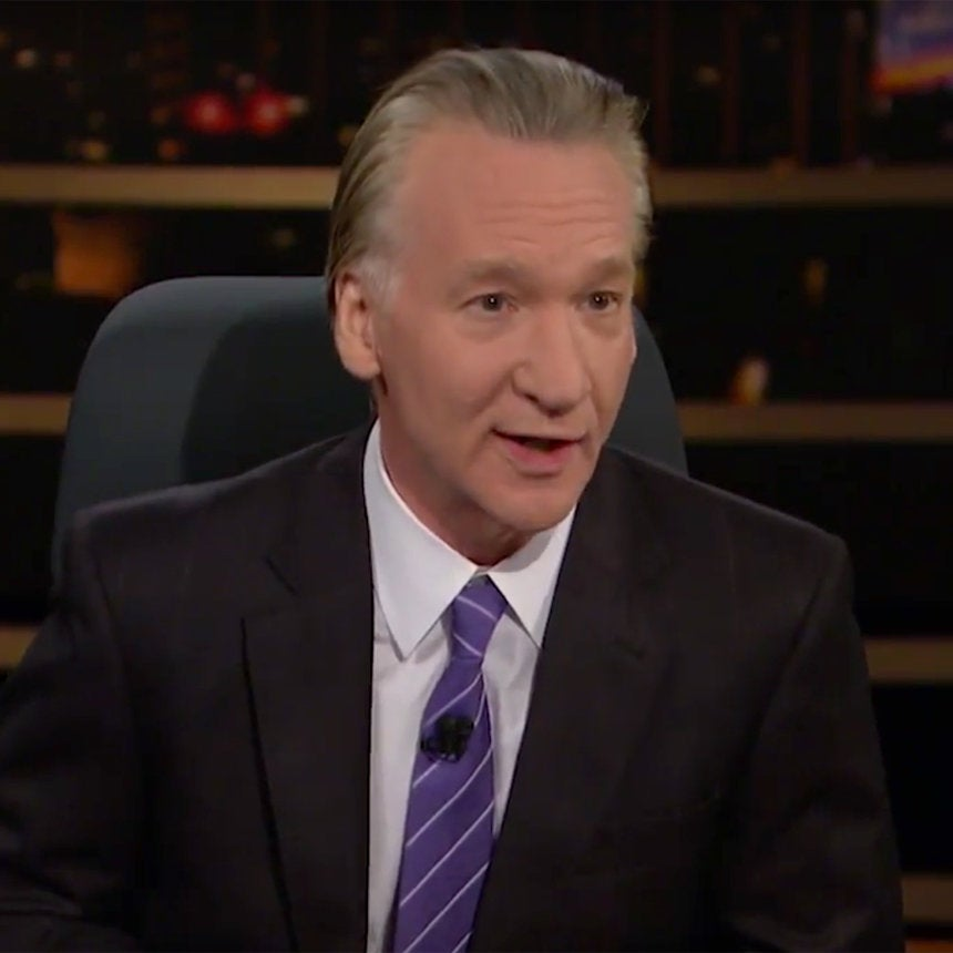 HBO Responds to Bill Maher's 'Inexcusable and Tasteless' Use of the N-Word on Air