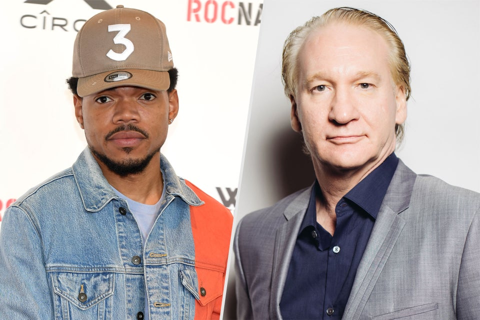 Chance the Rapper Asks HBO to Cut Bill Maher's Show After Host Drops the N-Word on Air