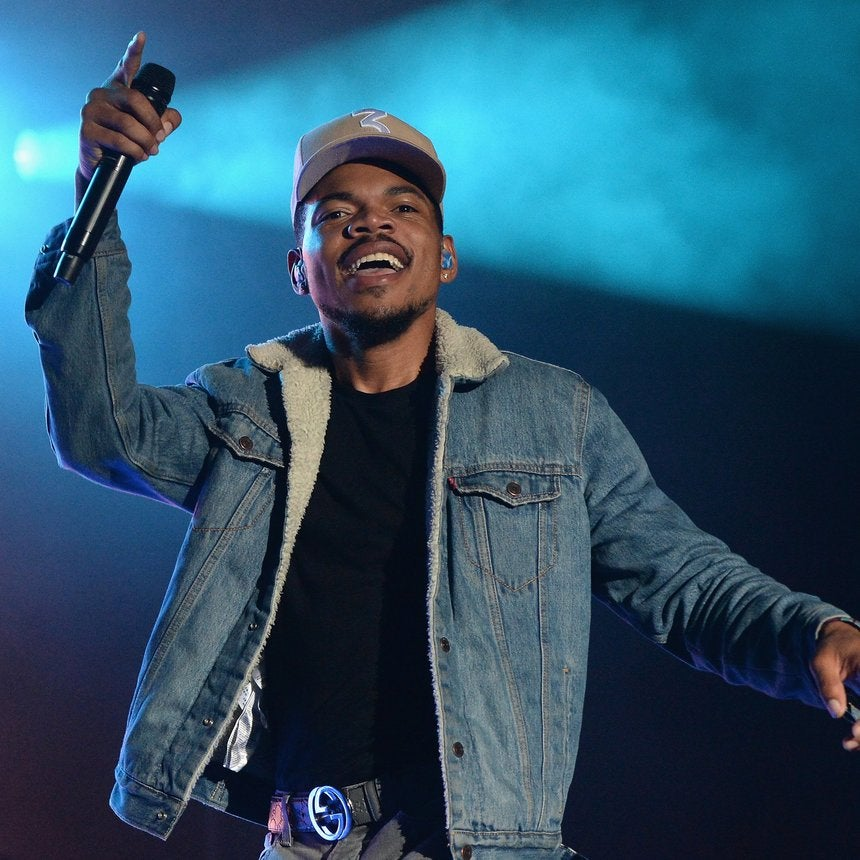 Chance the Rapper Apologizes for 'Publicly Disrespecting' Dr. Dre During His Tour