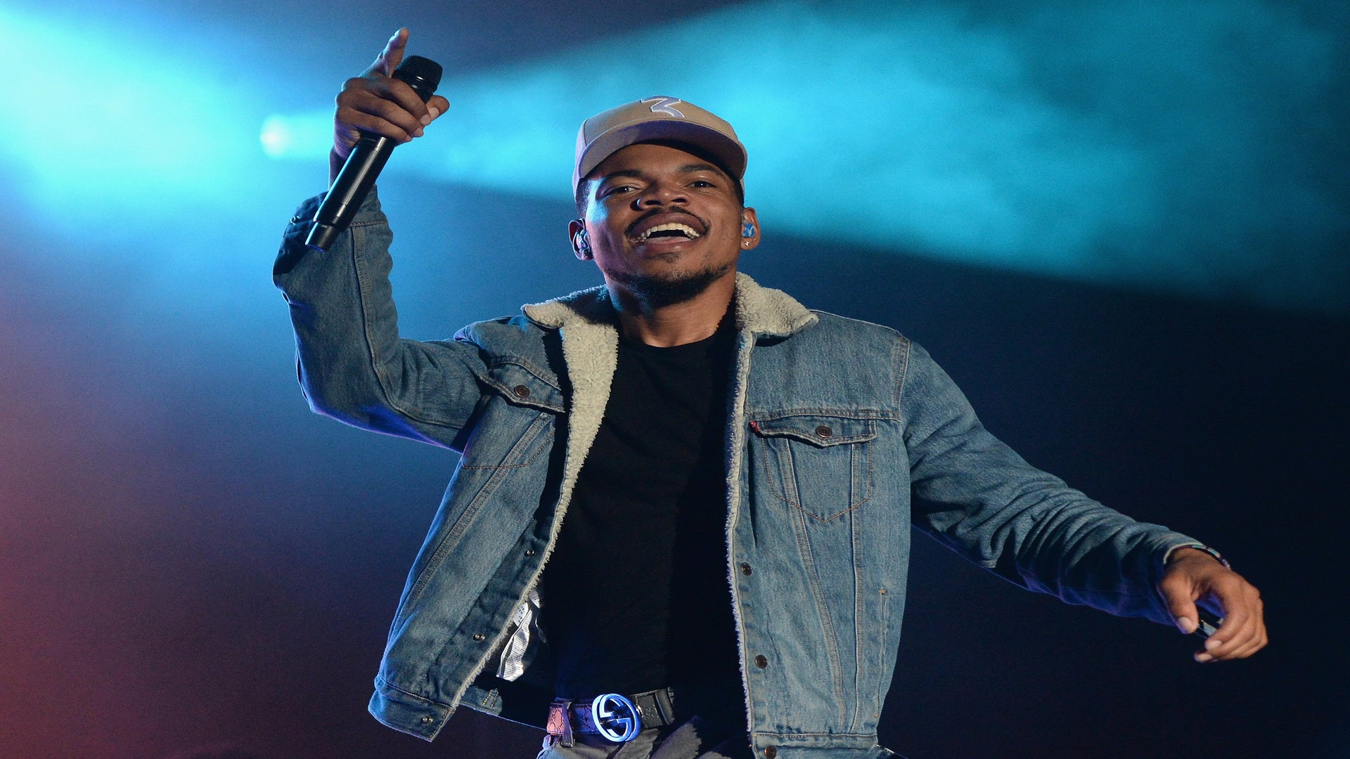 Chance The Rapper Covers Stevie Wonder's 'They Won't Go When I Go' For Tiny Desk Concert
