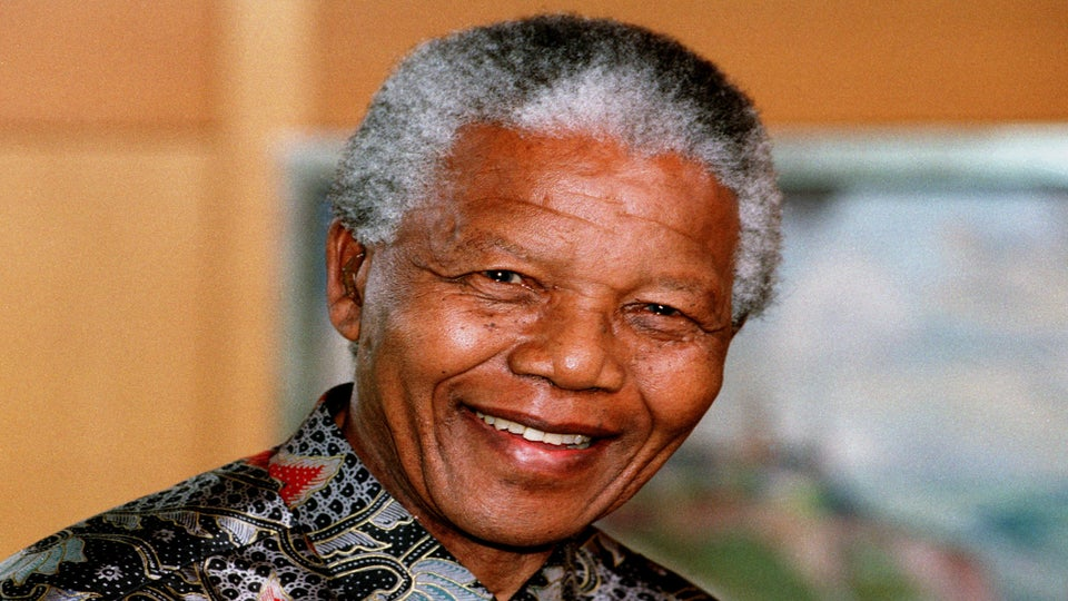 Nelson Mandela's Prison Letters To Be Published By Liveright