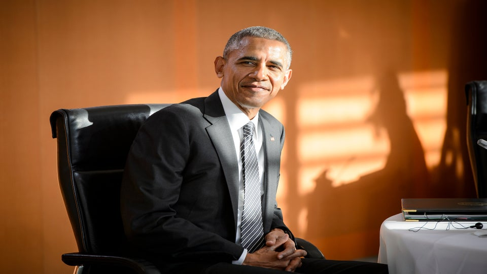 Barack Obama Warns Against the Rise of Populism During a Speech in Montreal