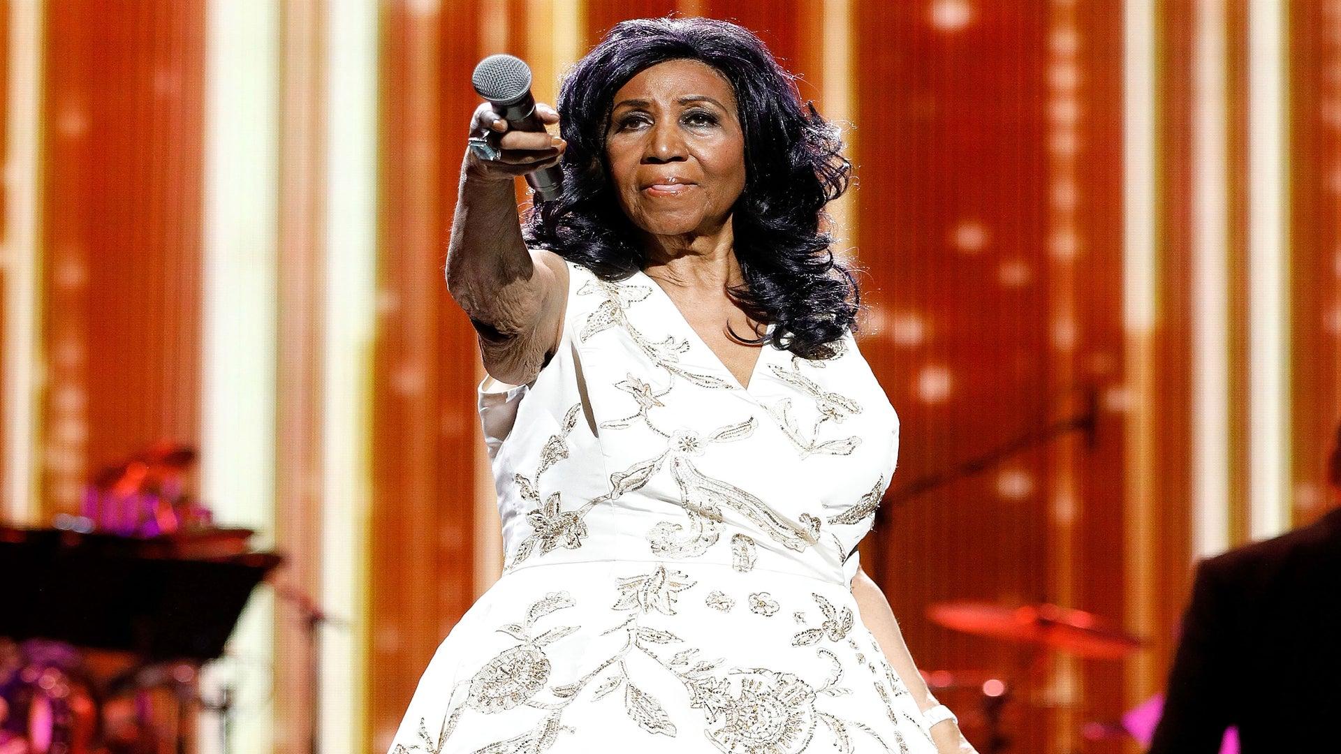 Aretha Franklin Cancels Concert 'Per Doctor's Orders'