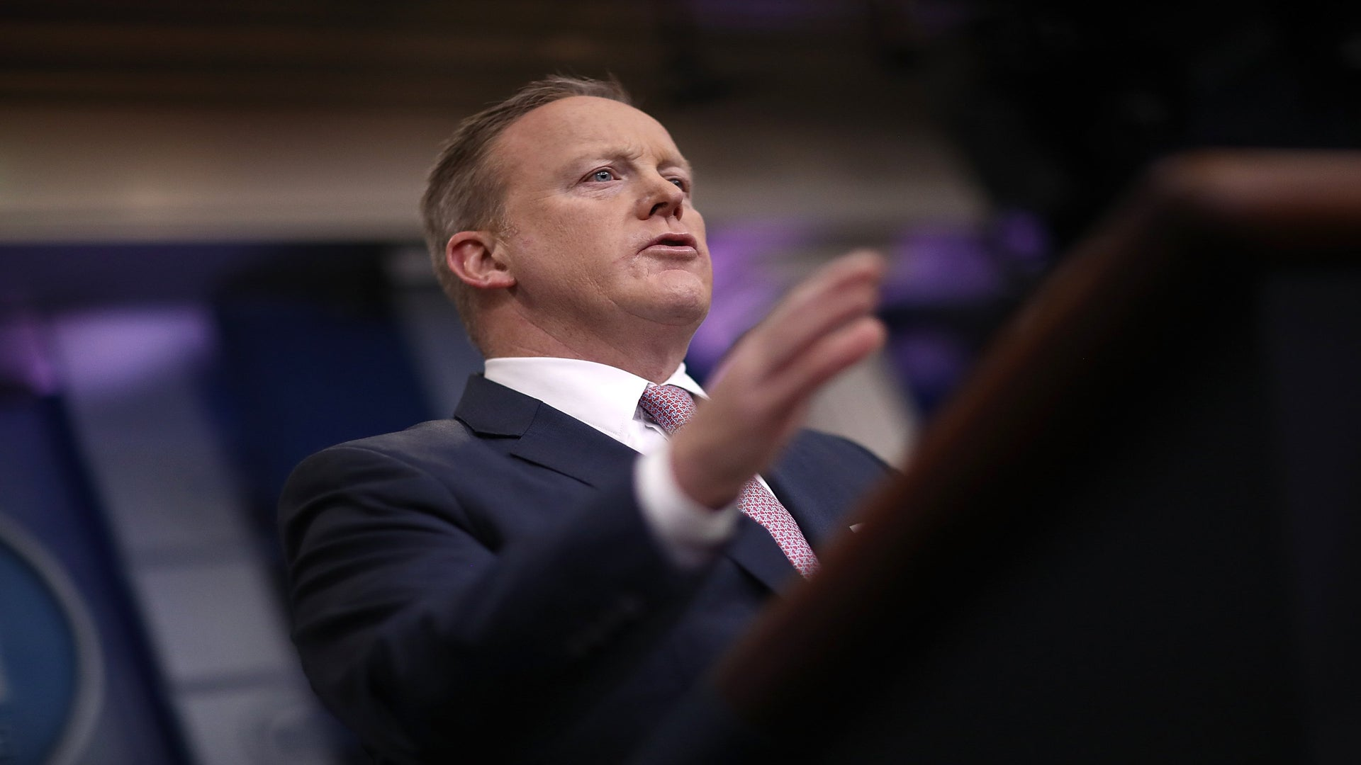 Sean Spicer To Move Behind The Scenes At White House