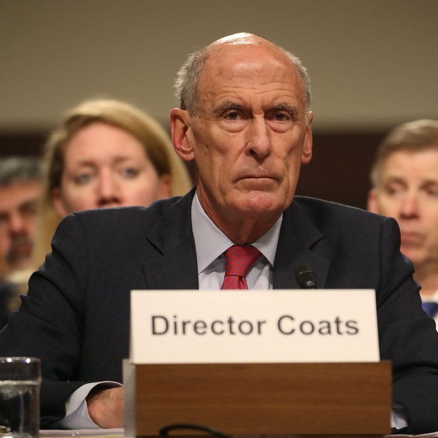 Intelligence Chiefs Say They Weren't 'Pressured' To Intervene In FBI Investigation