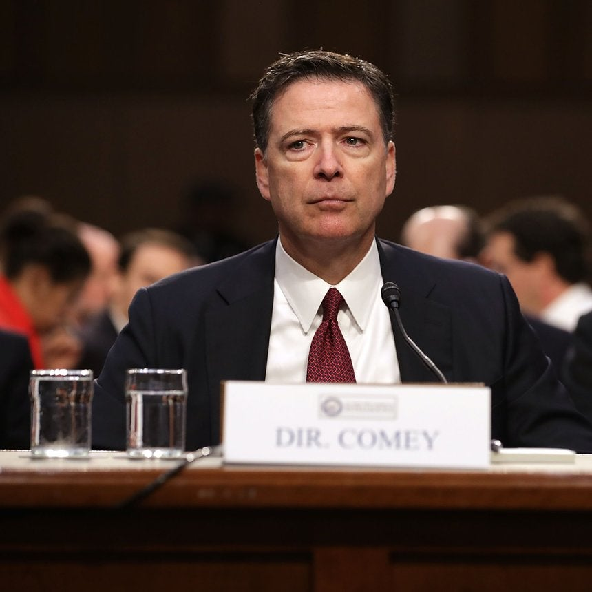James Comey Says Loretta Lynch Order Gave Him a 'Queasy Feeling'