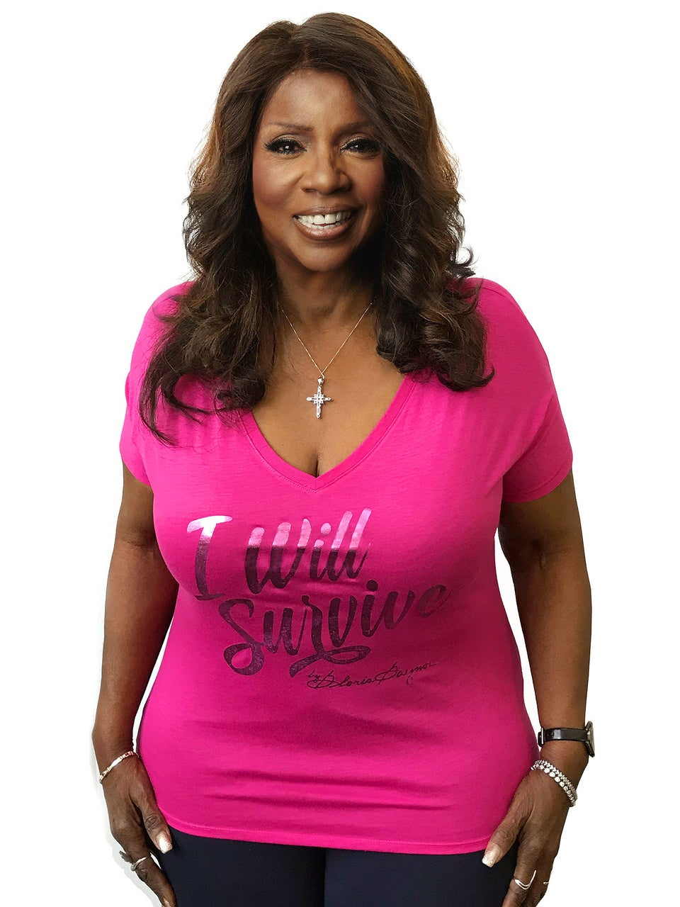 Gloria Gaynor Launches A Charity Site For Survivors 'From Every Walk Of Life'