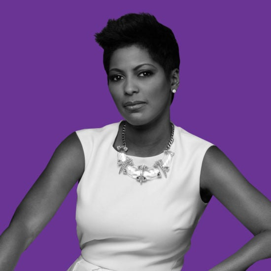 Tamron Hall Is A Mom! The TV Host Announces The Arrival Of Her Son, Moses