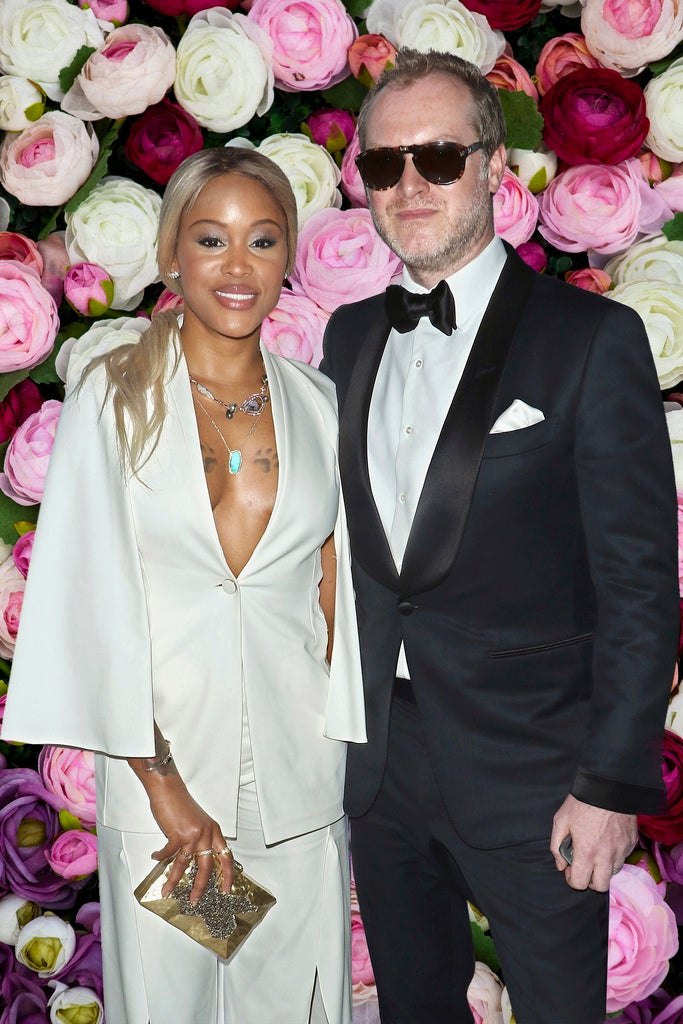 Eve And Husband Maximillion Cooper Swap Sweet Anniversary Messages
