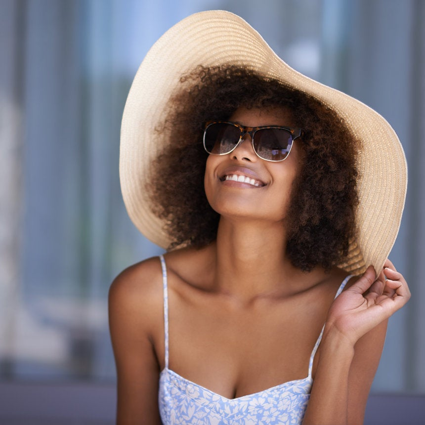 How to Protect Your Hair From Sun, Chlorine and Salt Water