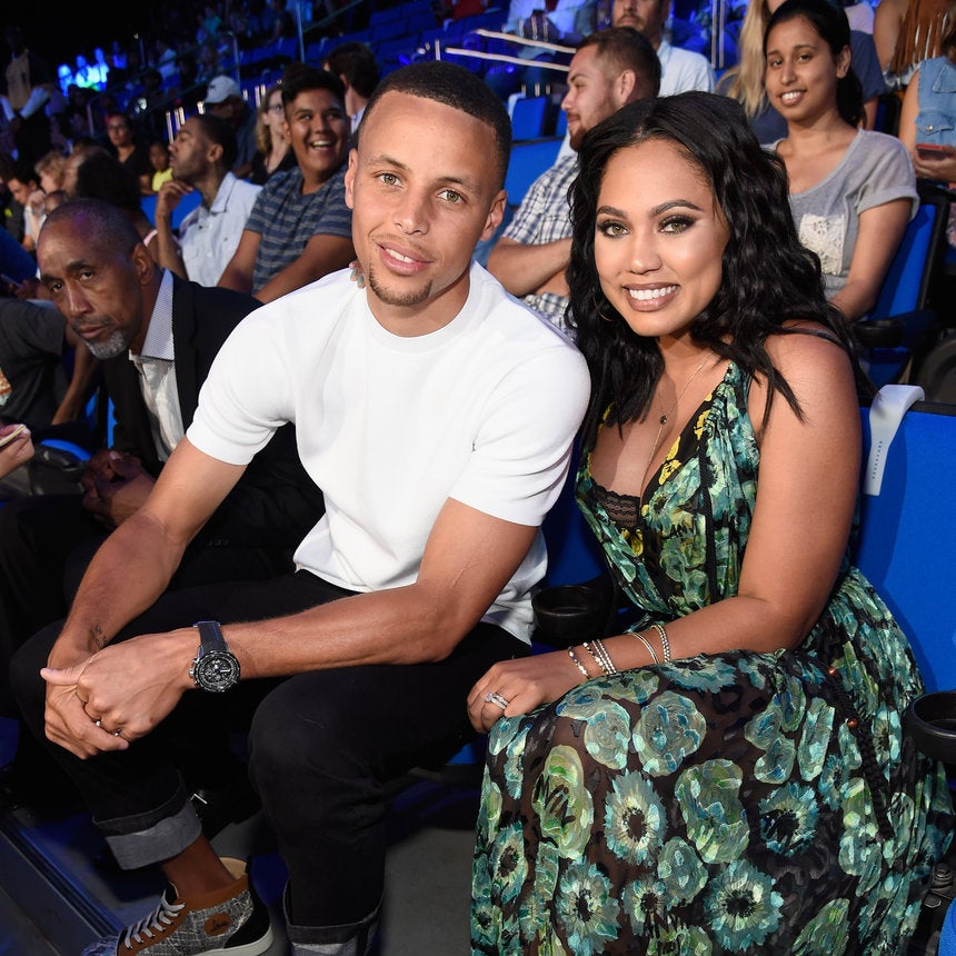 Ayesha Curry Shares Shirtless Photo Of Husband Steph Curry With the Best Caption Ever