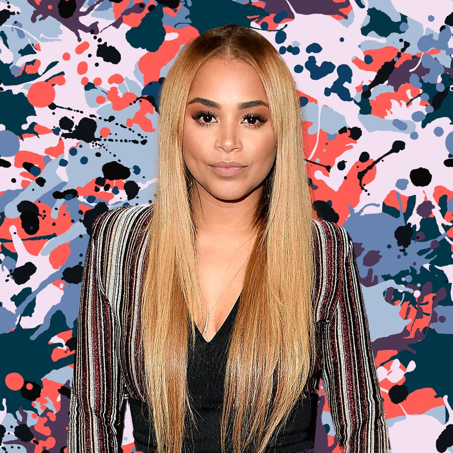 Lauren London's Honey Blonde Hair is the Epitome of Summertime Fly