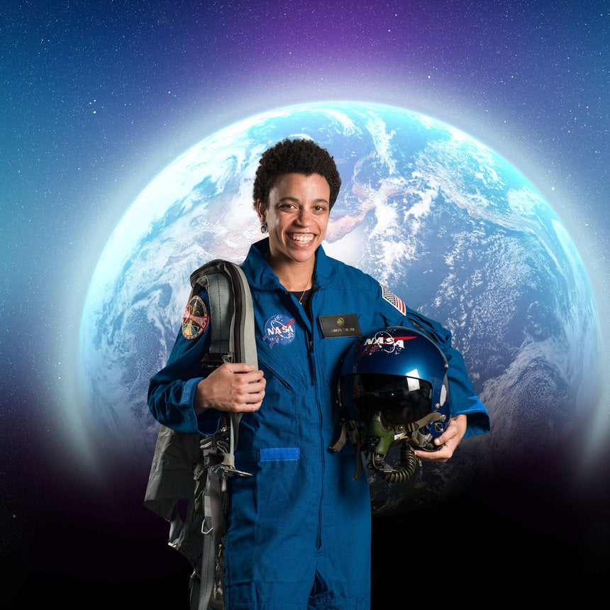 Girl Boss: 5 Things To Know About NASA's Newest Black Astronaut Candidate