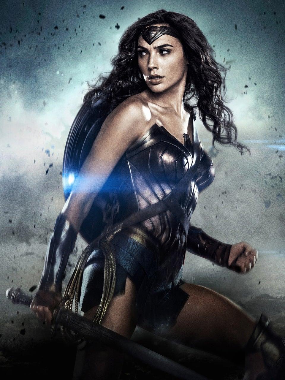 Wonder Woman Feminism