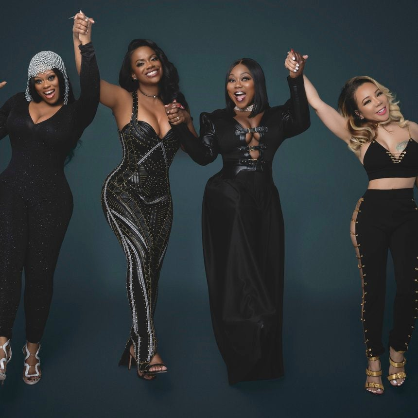Xscape On Finding Their Chemistry After 18 Years: 'The Musical Chemistry Came Like That'