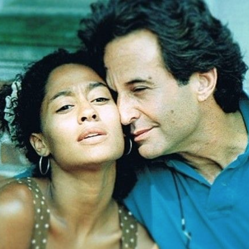 All The Times Tracee Ellis Ross Was A Total Daddy's Girl