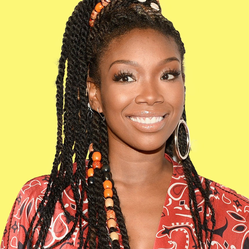 Brandy 'Home Resting' Following Hospitalization After Losing Consciousness Aboard Plane
