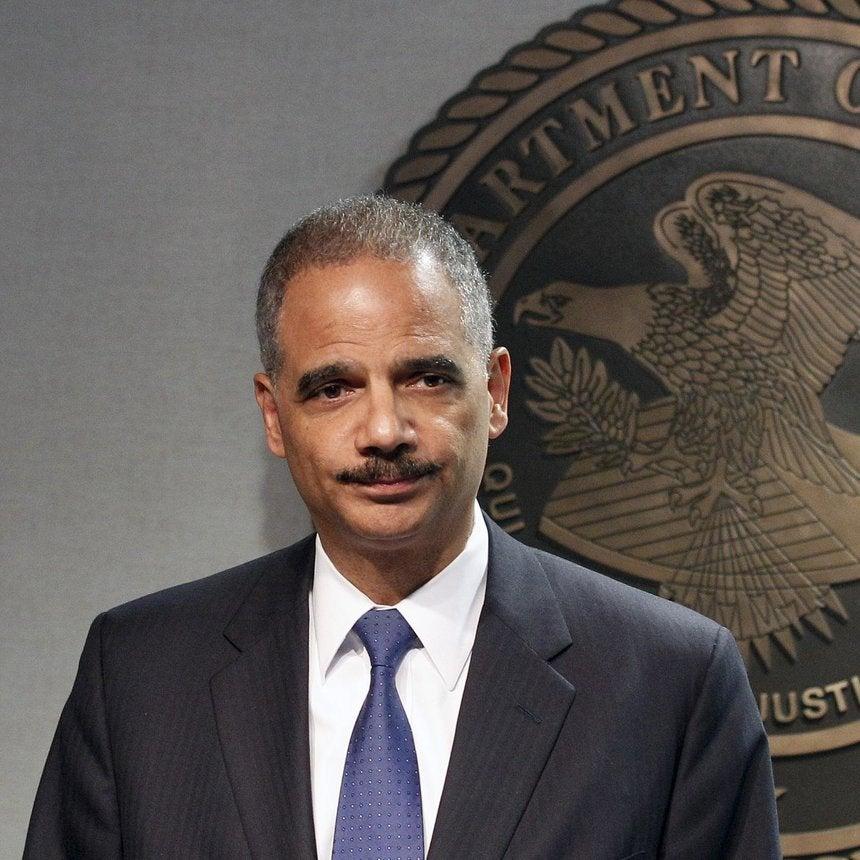 Eric Holder For 2020? Former Attorney General Eyes Presidential Bid