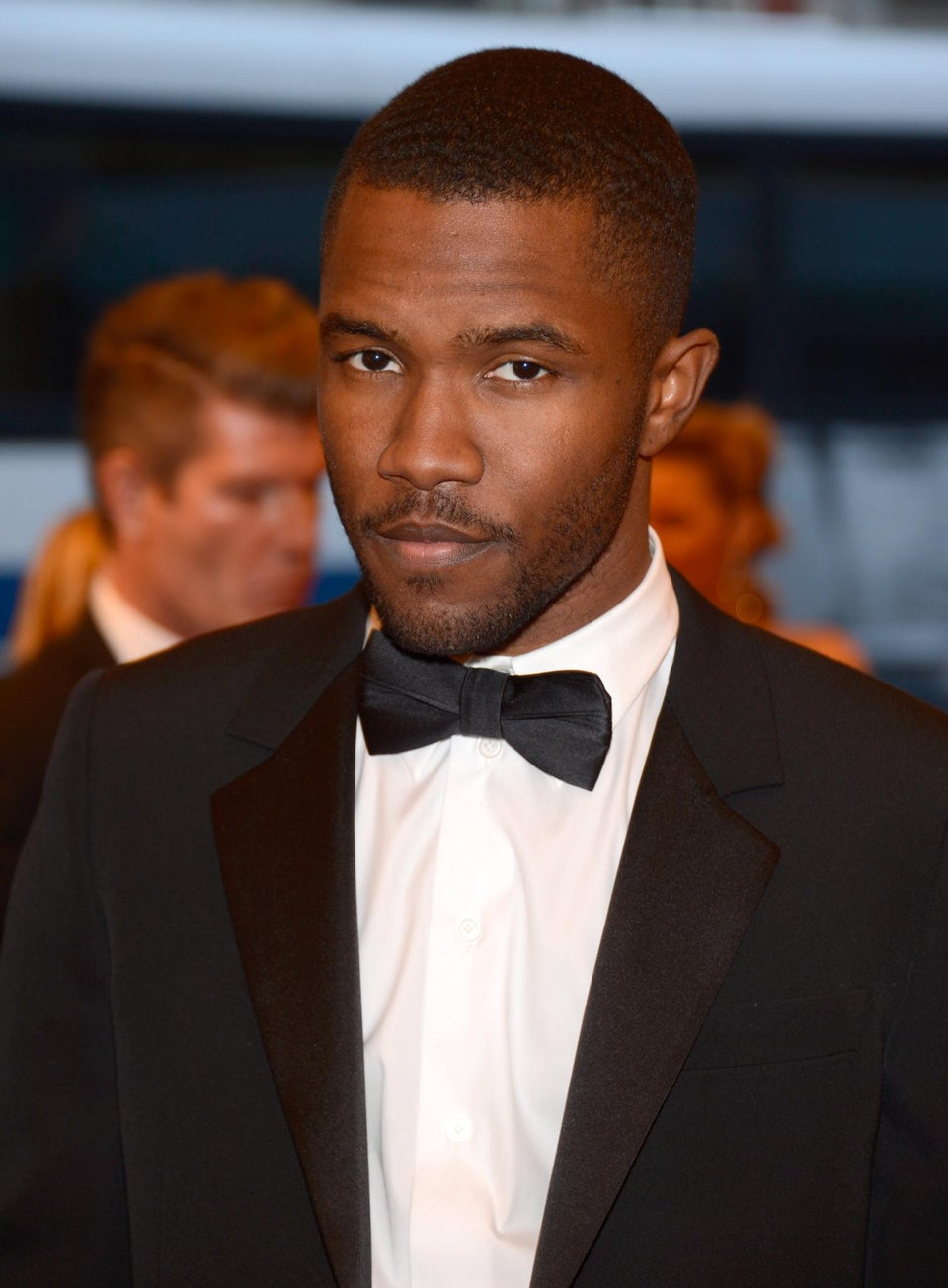 Frank Ocean Rocked A Pair Of $3,900 Sparkly Gucci Tights For His 30th Birthday