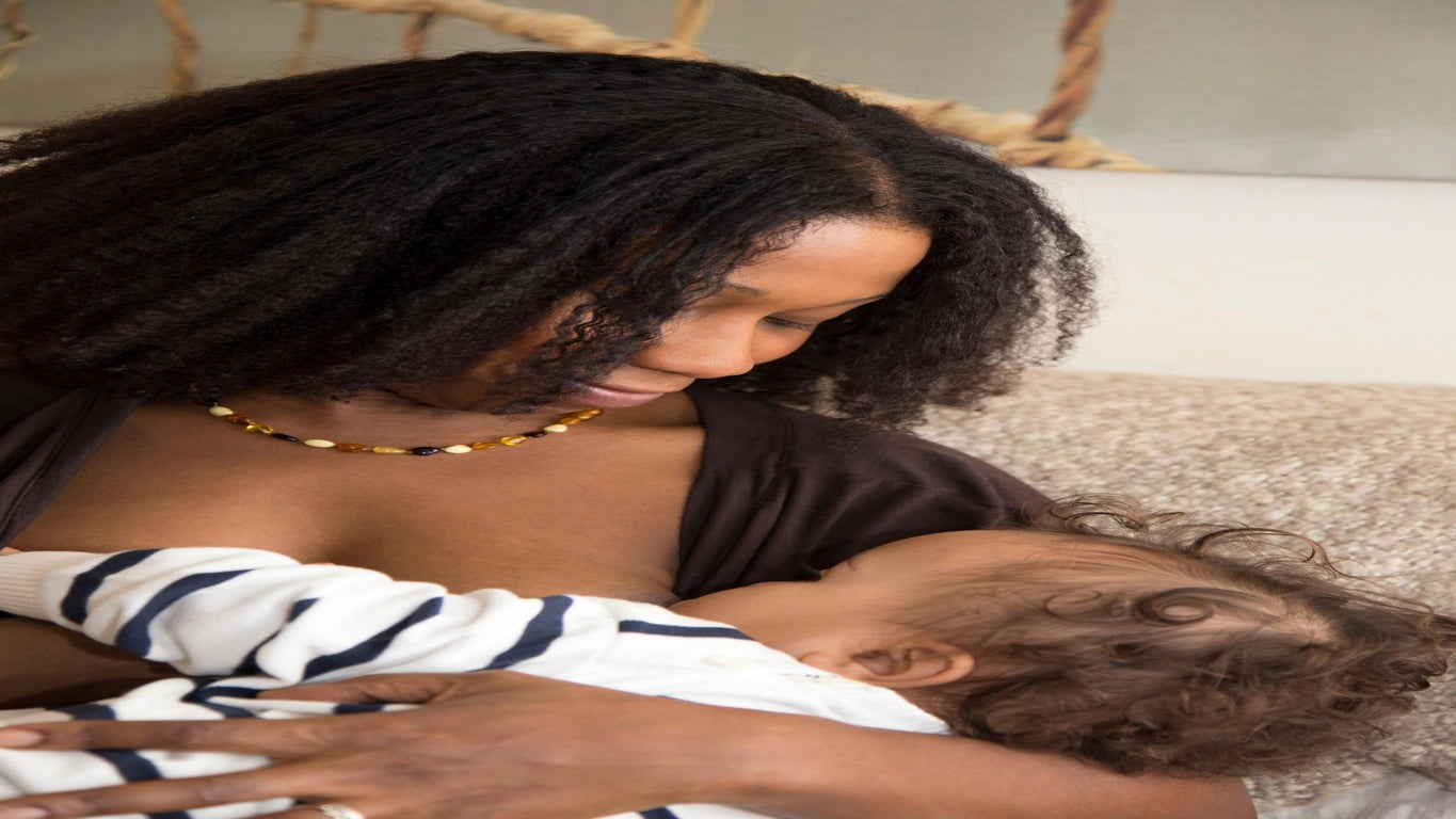 How Breastfeeding Lowers A Mom's Risk Of Heart Disease