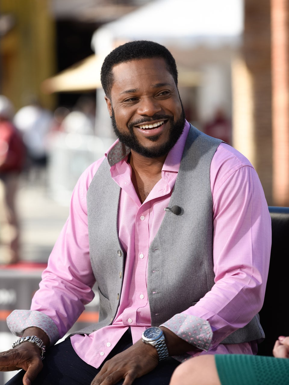 Malcolm-Jamal Warner Enjoyed Nap Time With His New Bundle Of Joy