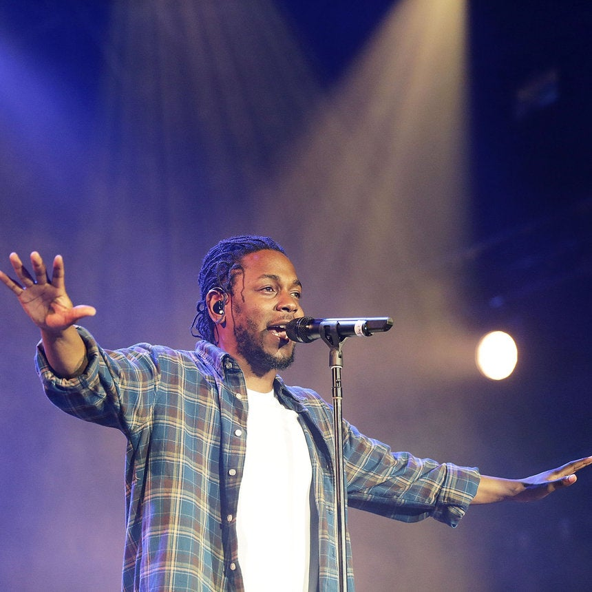 Processing Violence Through The Eyes Of Kendrick Lamar