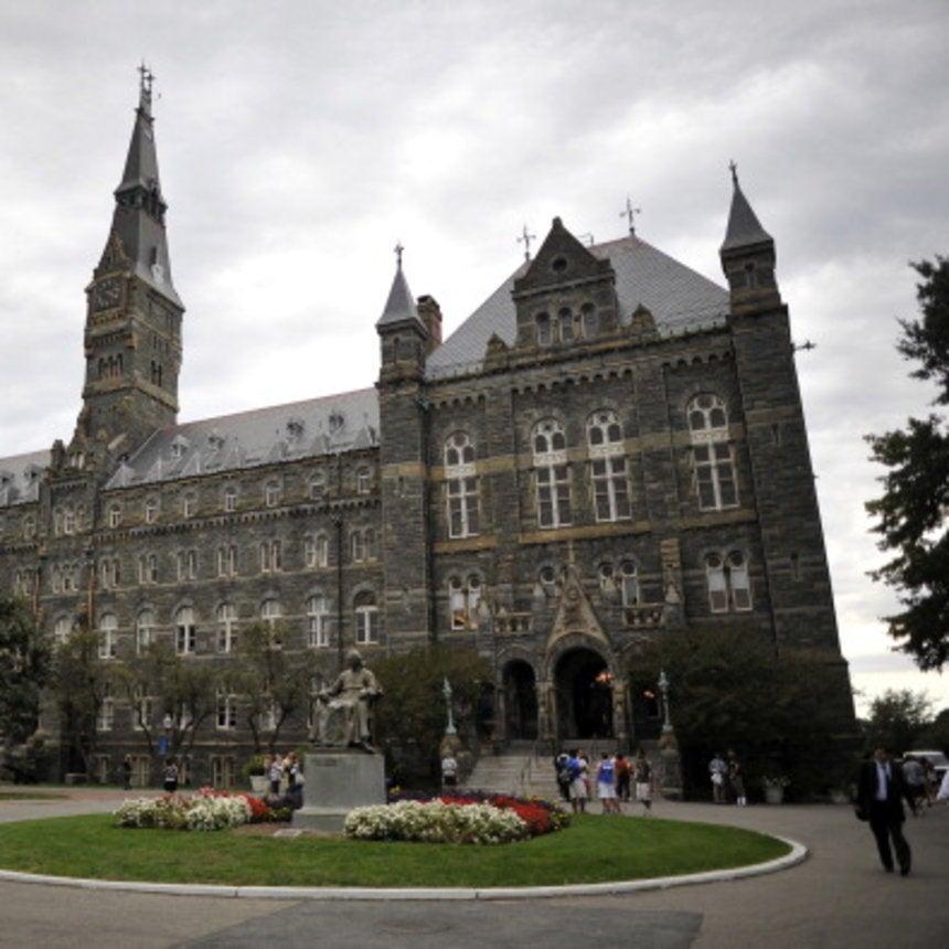 Descendants Of Georgetown University Slaves To Attend The Prestigious School