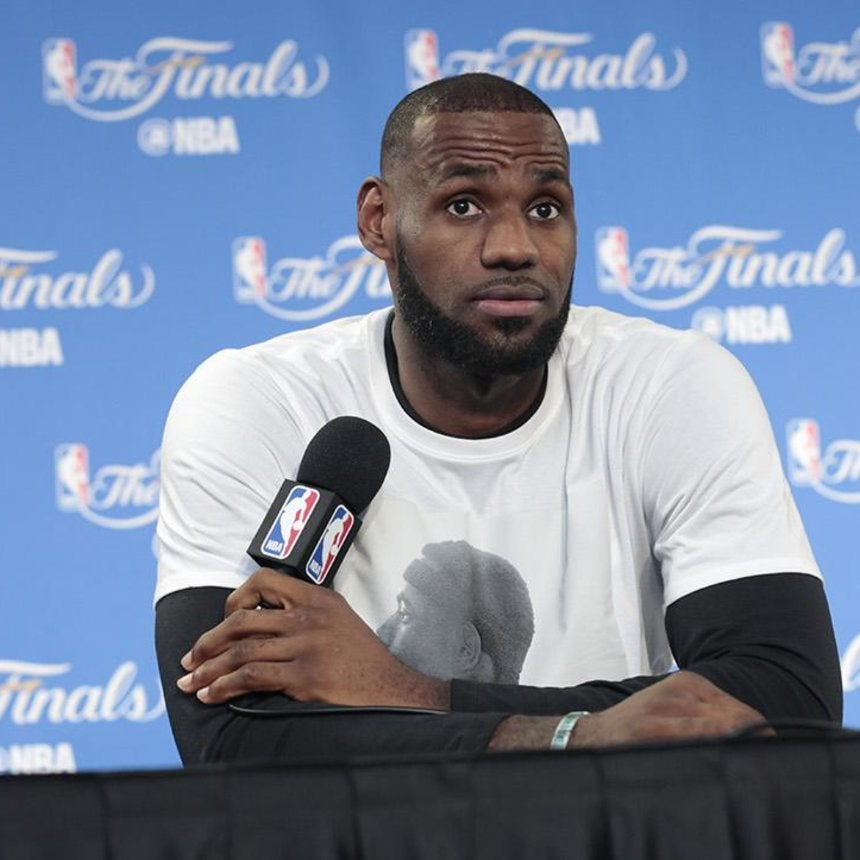 Michael Jordan And Melania Trump Back LeBron James Following President Trump's Insults