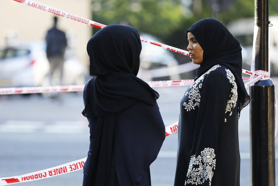 Attack At London Mosque Comes as U.K. Muslims See Surge Of Hatred