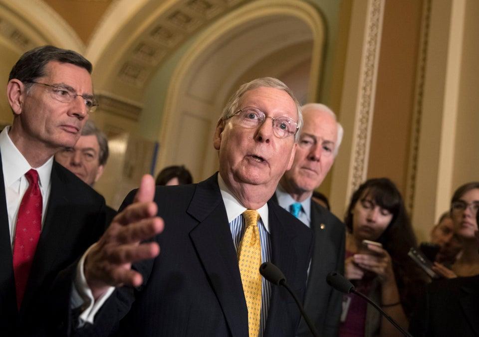 Senate Delays Health Care Vote Due To Lack Of Support