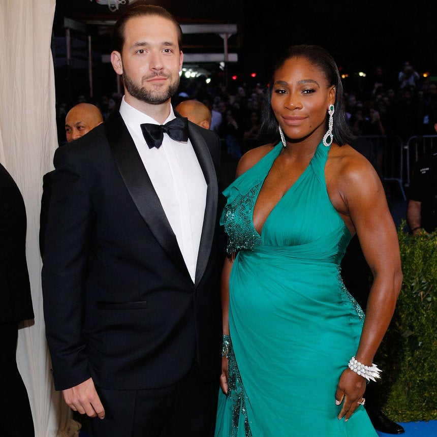 Pregnant Serena Williams' Fiance Alexis Ohanian Is Using His Own Site For Parenting Tips