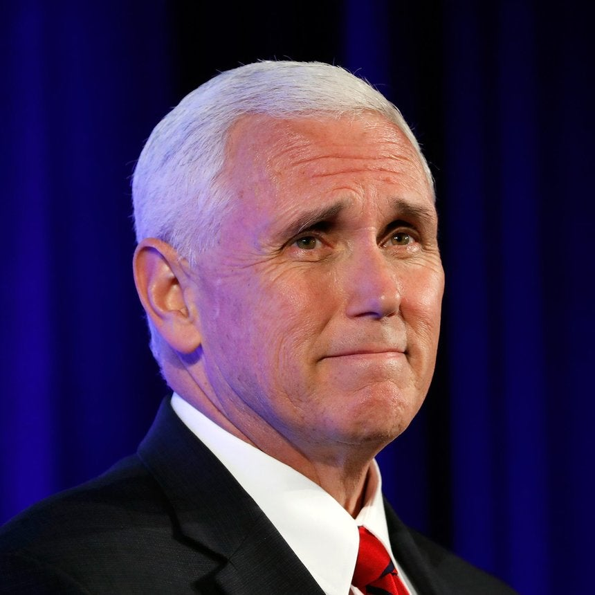 Mike Pence's Obamacare Tweet Came Back To Haunt Him