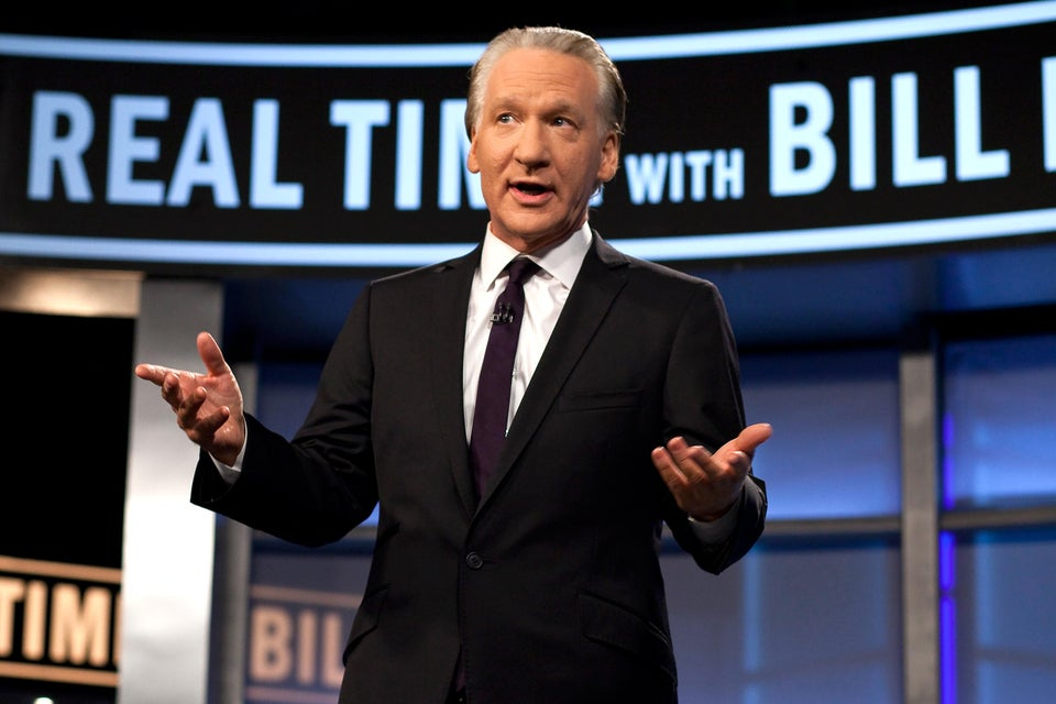 Bill Maher Will Be Back On HBO After N-Word Controversy
