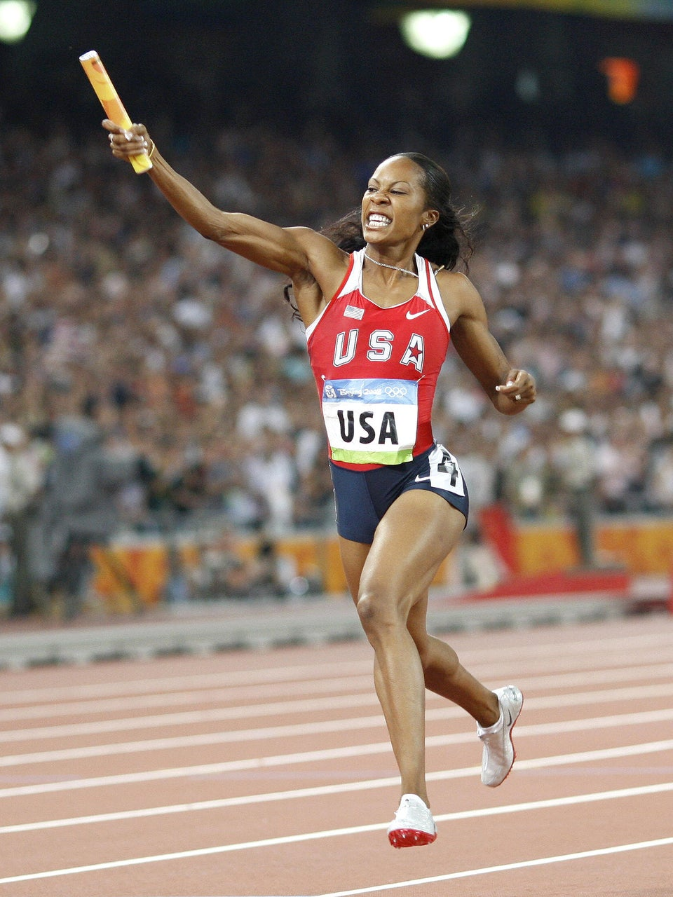 Olympian Sanya Richards-Ross Reveals She Had an Abortion Weeks Before 2008 Summer Games