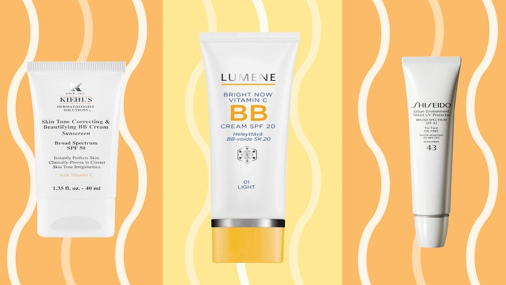 If You're Tired of Your SPF Leaving a White Cast, Here Are 12 Tinted Sunscreens to Add to Your Makeup Bag