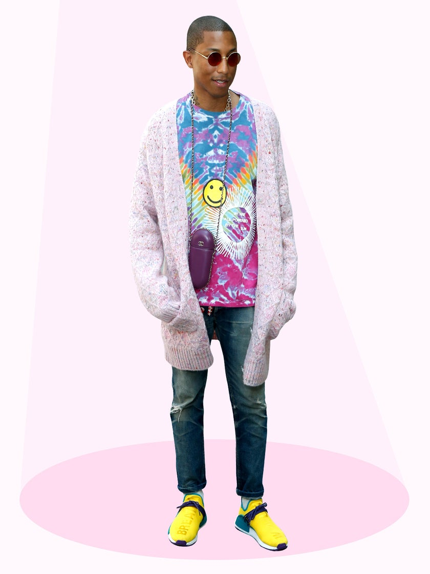 Pharrell Williams Defies the Rules of Couture, Still Wins Fashion
