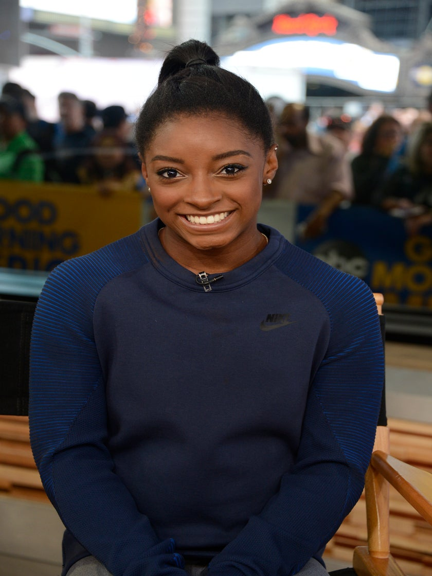 Simone Biles' Loopy Post-Wisdom Teeth Surgery Video Is Pure Comedy