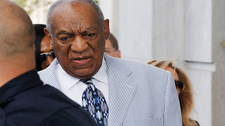 Bill Cosby Awaits Judge's Decision On Whether He'll Be Classified As A 'Sexually Violent Predator'