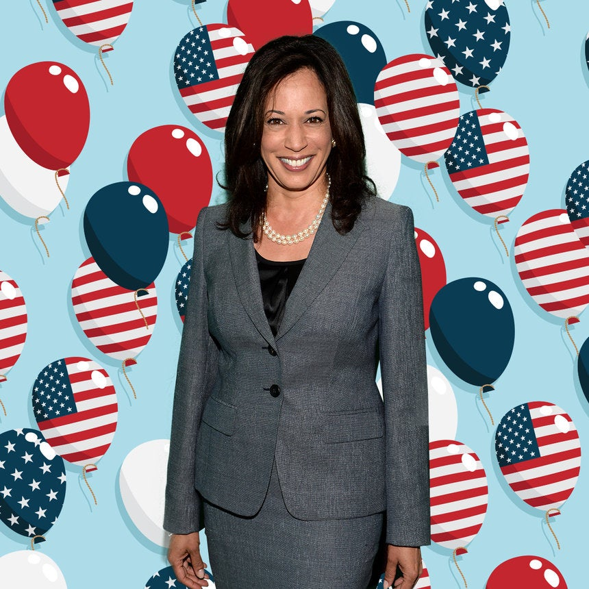 Kamala Harris Raises $12 Million In First Three Months of Campaign