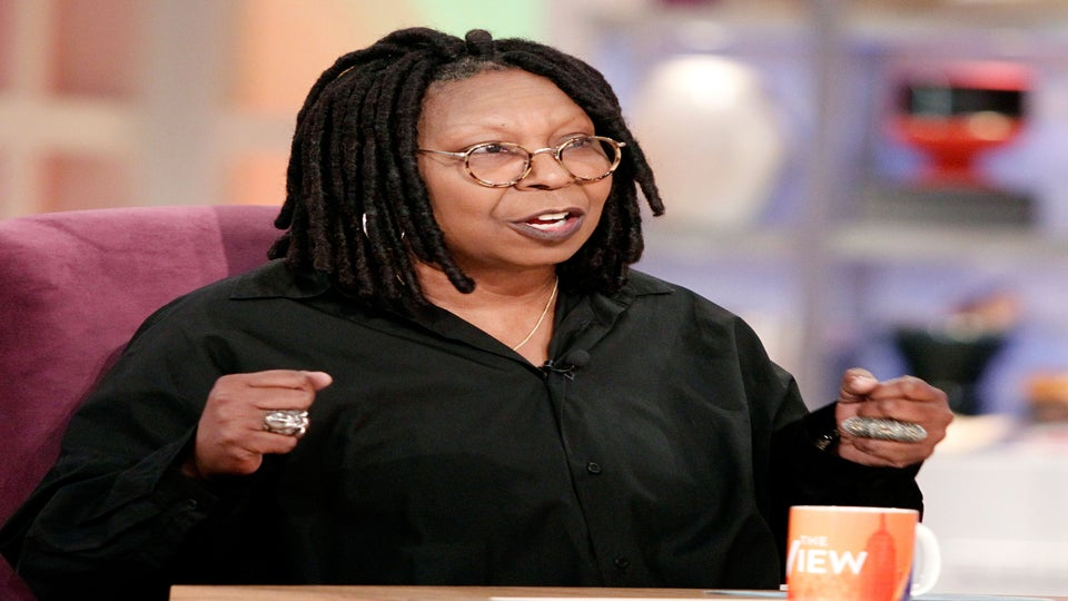 Turns Out Whoopi Goldberg Isn't Leaving 'The View' After All