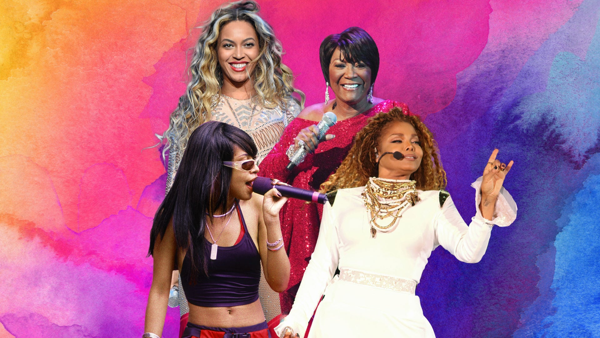 The Ultimate Playlist Of Classics From Black Women In Music