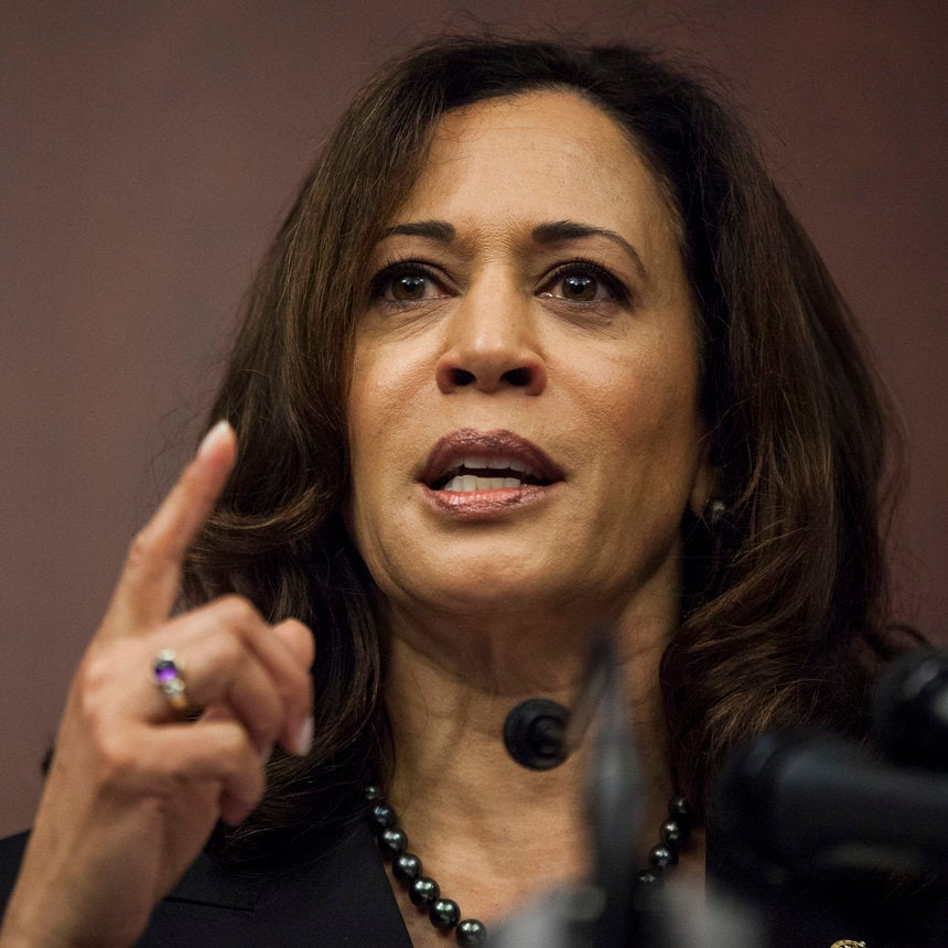 New Survey Done With Women Of Color Finds Kamala Harris As Top Nominee In 2020 Election