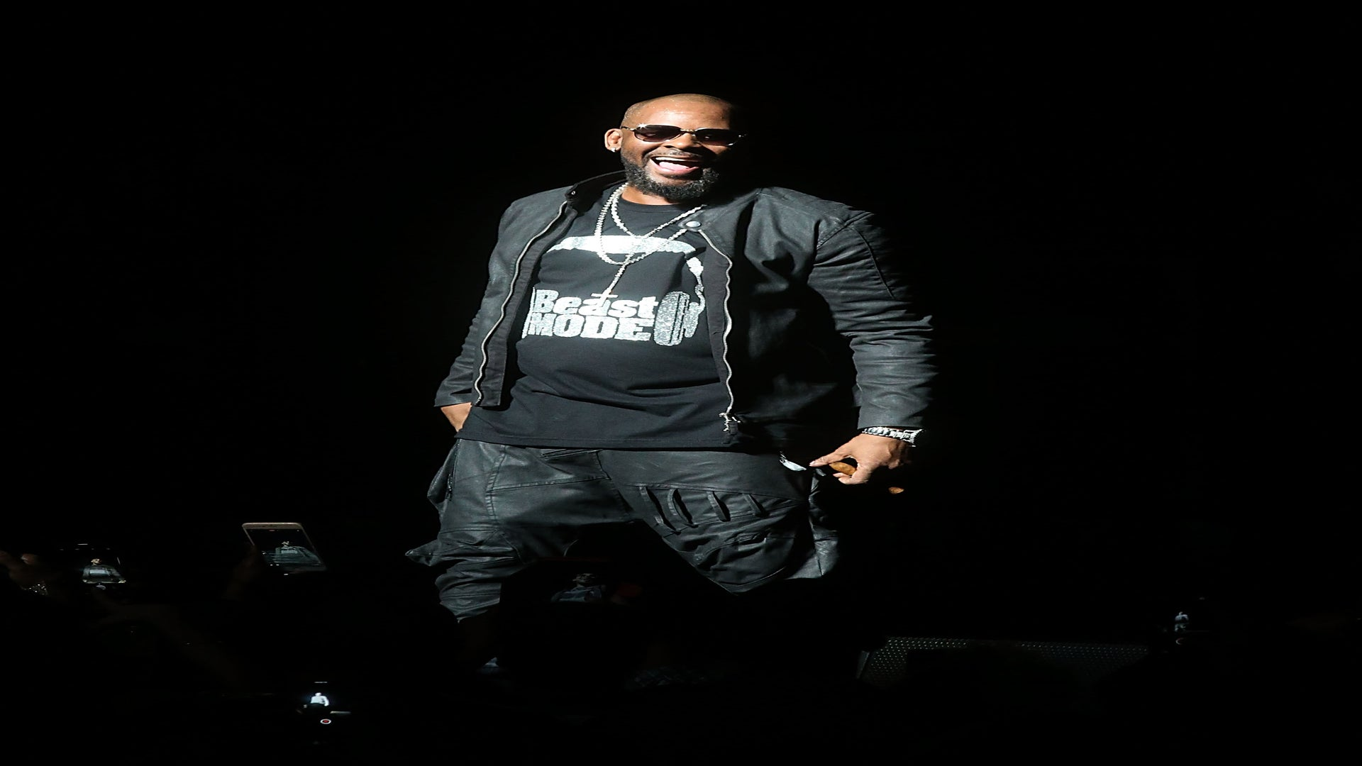 R. Kelly Cancels Tour Dates Amid Sex Cult Allegations