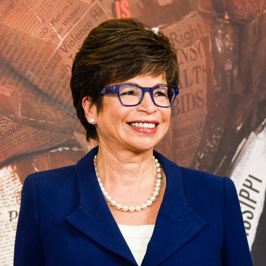 Valerie Jarrett On Importance Of The Women's Vote: 'If We Empower Women, We Empower Everyone'
